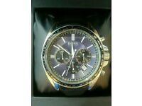 Gentleman's Hugo boss wristwatch