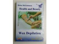 Helen McGuinness Waxing DVD