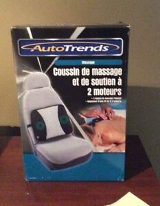 Car massage seat