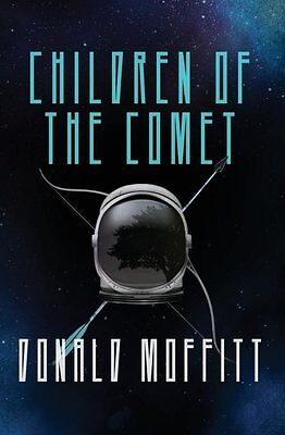 Children of the Comet by Donald Moffitt 2015 Scifi PB Book NEW on Rummage