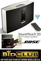 NEW BOSE SOUNDTOUCH 20 SERIES II WI-FI WIRELESS MUSIC HIGH DEF S