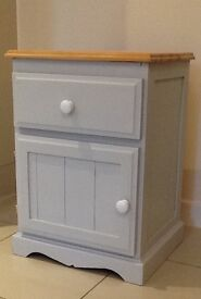 Bedside cabinet, bedside table, small cupboard. DELIVERY AVAILABLE