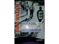 Edexcel GCSE Modern World History Revision Guide.
