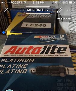 Platinum Spark Plugs $20  **2014 Corolla**