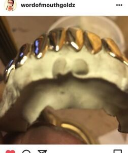 GOLDGRILLZ GOLDTEETH GRILLZ