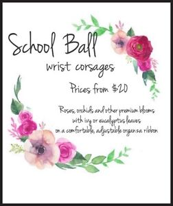 School Ball wrist corsages Gwelup Stirling Area Preview