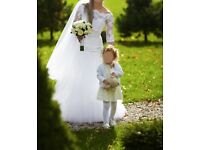 BEAUTIFUL Mermaid-Style Wedding Dress