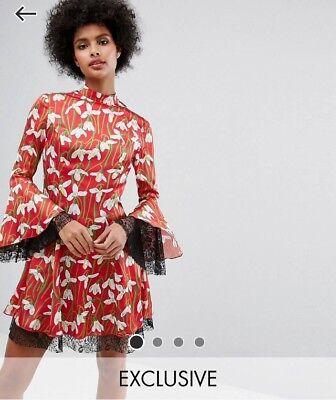 Horrockses Dress Size 8 Brand New