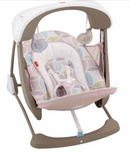 Fisher price Portable swing and intellitainer