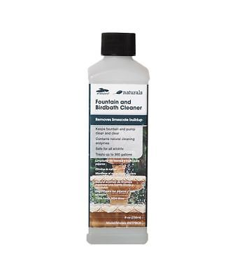 Smartpond Bird Bath Small Fountain Cleaner Protector w/ natural enzymes 8 oz