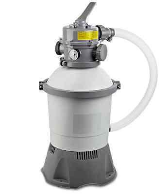 Bestway 58271 / 58397 Sandfilteranlage Filterkessel Poolfilter Filter Pumpe