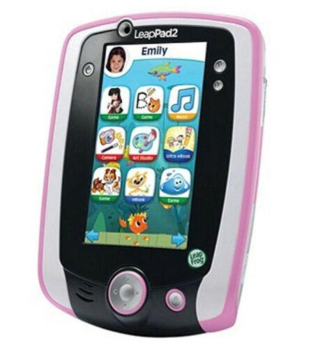 Leap Frog Leapfrog LeapPad2 Explorer Disney Pink Kids Toy Ta