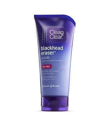 CLEAN - CLEAR Blackhead Eraser Scrub Oil-Free 5 oz