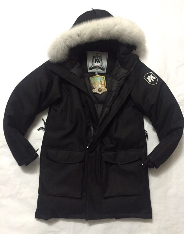 e35c99d4067d3 ... aliexpress canada goose mens langford parka black by the monarch size m  117a1 78dd4
