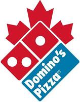 Dominos Pizza Midland Seeking full-time and Part-time drivers
