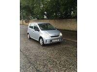 £30 Road Tax! £695 2004 Toyota Diahatsu 1.0l * like corsa clio punto fiesta ka polo 206 yaris