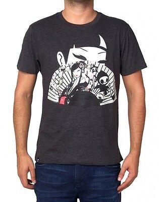 NEW Official Tokidoki TKDK Fan Off Men's Tee T-shirt CMTE04204 US Seller