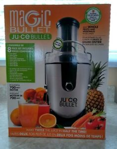 Magic bullet juicer