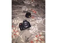 Nikon D60 digital camera body