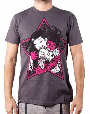 Tokidoki Girl Wild Eyed Licensed Adult T Shirt (Wild Girl)