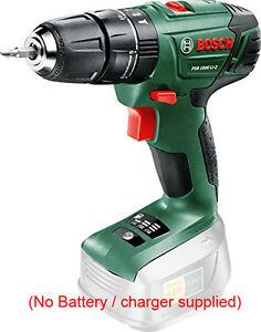 Bosch 18v Li-ion Combi Hammer Drill  NAKED / BARE TOOL   *NEW & VAT RECEIPT INC*
