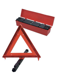 Grote 71422 Triangle Warning Kit, Set Of 3