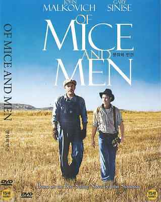 Of Mice And Men  1992  New Sealed Dvd Gary Sinise