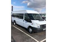 CHEAP MINIBUSS HIRE, 8-16 seaters with driver. Best rates offered