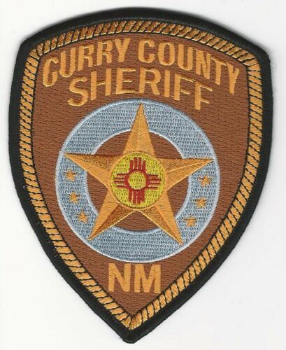 Curry County Sheriff State New Mexico NM