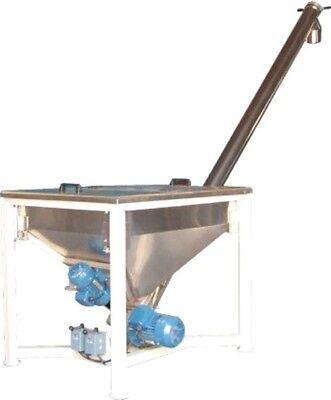 Entrepack Auger Conveyor