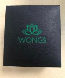 Wong's Diamond Engagement Ring