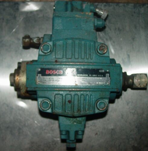 Bosch Rexroth 0513600214 vane pump variable hydraulic pump 3000 psi