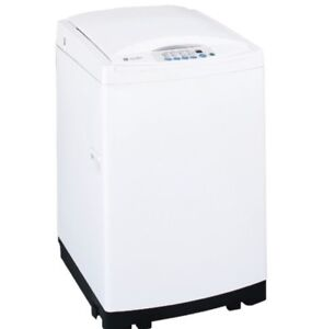 Laveuse Portable washer GE spacemaker