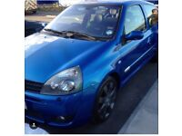 Renault Clio sport 182 well looked after reluctant sale!!!!!