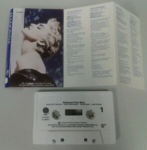 True Blue by Madonna (Cassette, Oct-1990, Warner Bros. Records)