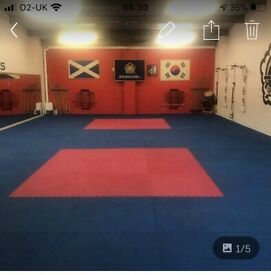 Sports facility for hire leith