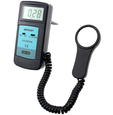 Digital Lux Meter Illuminator Lcd Display Light Tester Portable Lux Photometer