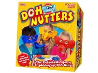Doh Nutters game for children and adults