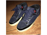 Genuine men's navy blue Royaums