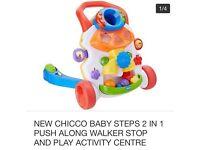 Chicco Baby Push Along Walker
