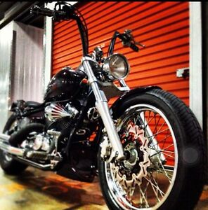 Xvs650 custom Yamaha.. Highly modified 10months rego! Quakers Hill Blacktown Area Preview