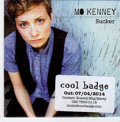 (EM178) Mo Kenney, Sucker - 2014 DJ CD