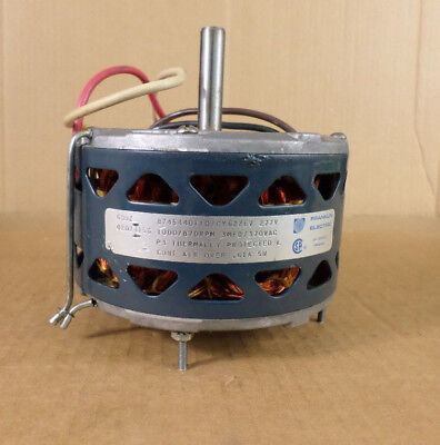 Franklin Electric 02024156 1000870 Rpm Electric Motor