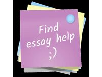Essay Help /Assignment /Dissertation / Writing /Editing /Proofreading /Best UK Writers/