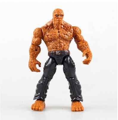 Marvel Legends Fantastic Four Movie THE THING 6.5 Inch Action Figure Loose