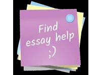 Essay / Assignment / Dissertation / Assignment / Coursework / Writer / Proofreading / PhD Help
