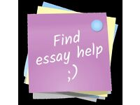 Writing/ Essay Help / Assignment /Dissertation / Law / Editing / Proofreading / Best UK Writers