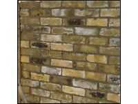 London Yellow Imperial Stock Bricks | Pack of 405 | £335 (~£0.83/Brick) *FREE NATIONWIDE DELIVERY*