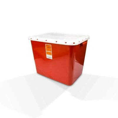 10 Gallon Sharps Container, Medical Waste Container