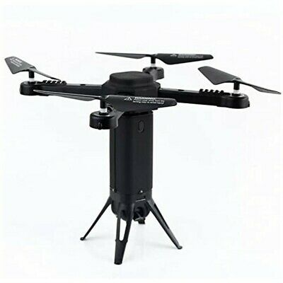 RC Quadcopter 2.4GHz 4CH 6-Axis Gyro 3D UFO Drone With 2.0MP HD Camera Villainous Clr